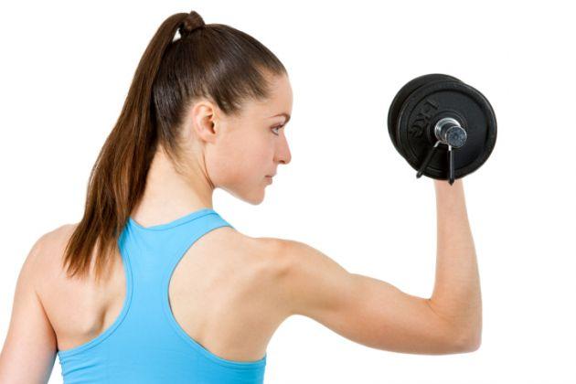 ¿Por qué deberían las mujeres entrenar con pesas